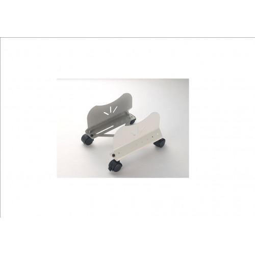 CMW Ltd  | Algar Budget CPU Trolley 180 -250mm - Grey