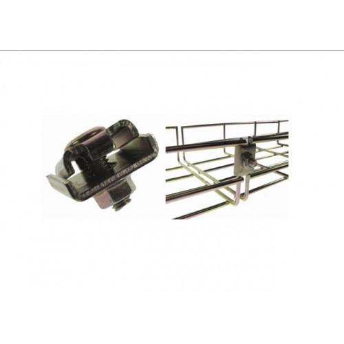 Pemsa 64020061 | Pemsa Rejiband Bi-chromate Reinforced Wire Basket Tray Joint Clamp