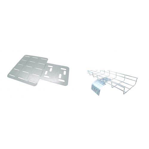 Pemsa Rejiband Wire Basket Tray Silver Adjustable Drop Out Plate (Each)