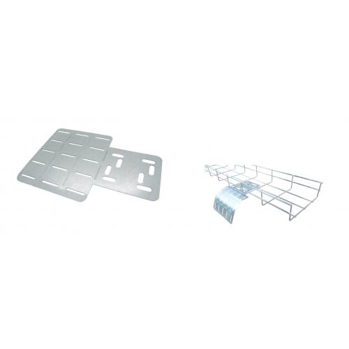 Pemsa 67010016 | Pemsa Rejiband Wire Basket Tray Silver Adjustable Drop Out Plate