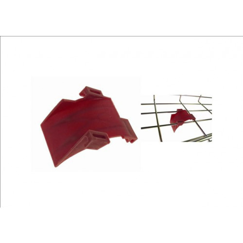 Pemsa 67020039 | Pemsa Rejiband Wire Basket Tray Data Outlet Red Drop Out Plate