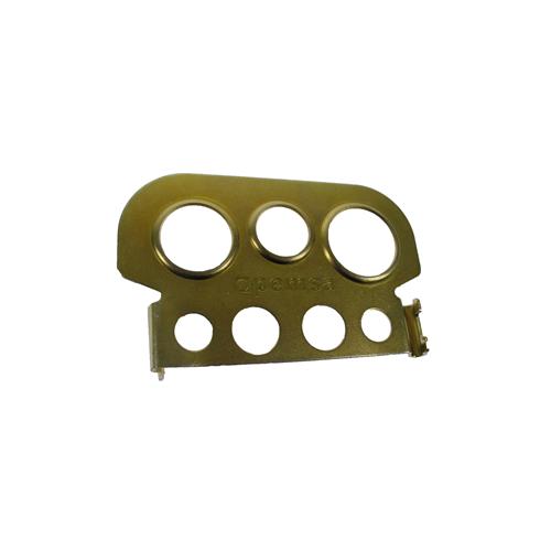 Pemsa 67020040 | Pemsa Rejiband Bi-chromate Wire Basket Tray Conduit Take-Off Plate 21mm - 26mm - 33mm