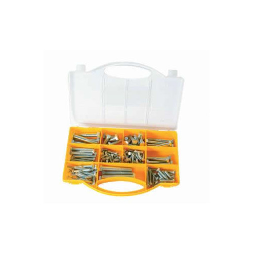 CMW Ltd  | Fixman 433317 High Tensile Bolts Pack 145 pcs