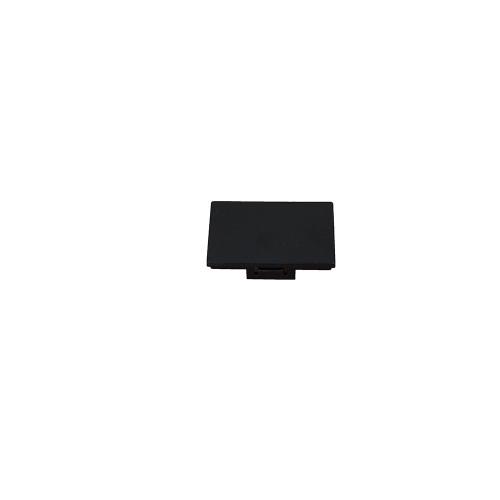 Matrix Black LJ6C Blank Plate (Each)