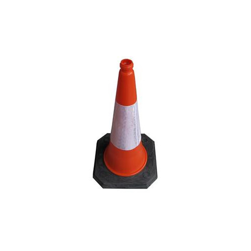 CMW Ltd  | Starlite 750mm Two Piece Road Traffic Cone Two Part