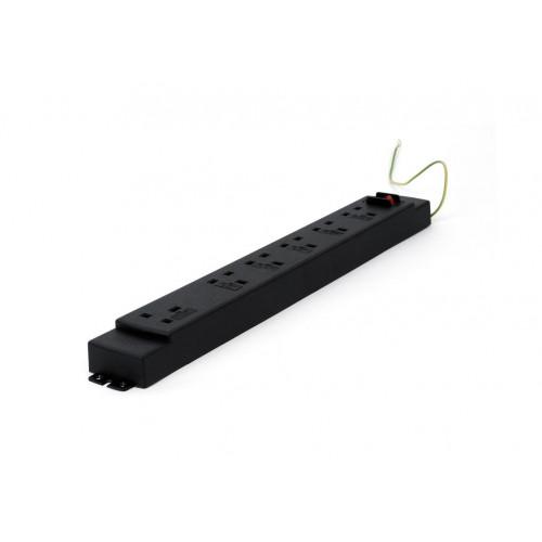 CMW Ltd  | 6 way modular power unit, one master switch