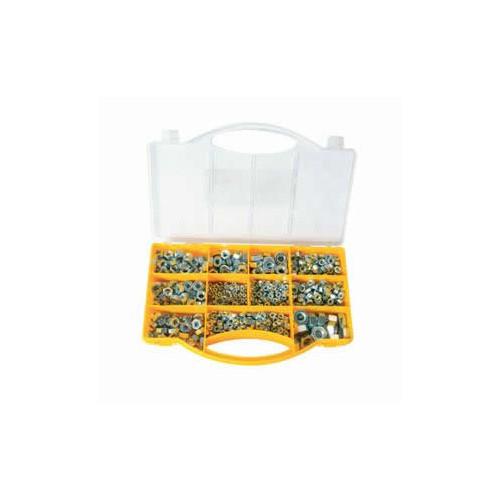 CMW Ltd  | Fixman 771284 Hex Nuts Pack M3 to M10 1000 pcs