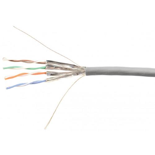 Siemon Cat6A 305m Cable LS0H Violet F/UTP - Class Dca (305 Metre)