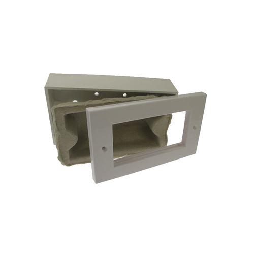 ASTROFLAME Fire Protection,  AFFRASOCDIN   Double Gang Fire Rated Socket Box Insert