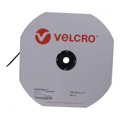 Velcro ALOK0253C019925 | VELCRO® Brand ALFA-LOK® Sew On Tape 25m