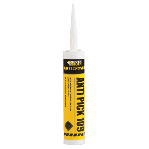 CMW Ltd    White Anti-Pick Silicone