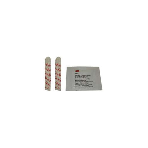 CMW Ltd  | Pair of Adhesive Pads with Cleaner
