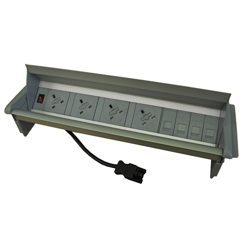 CMW Ltd  | Horizontal with 4 Power and 4 data apertures