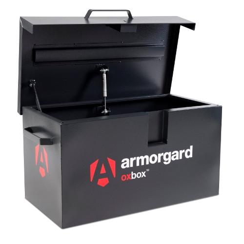 CMW Ltd    Armorgard OX1 OxBox 910 x 490 x 445mm Van / Site Box