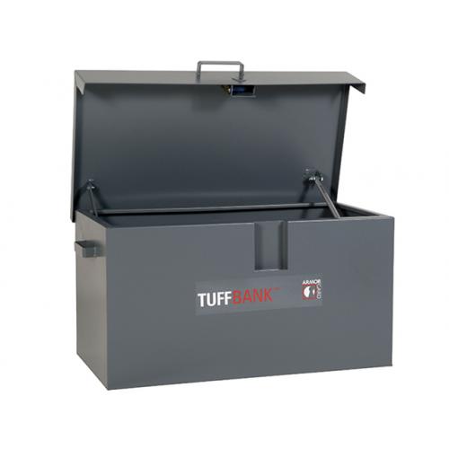 Armorgard TB1 Tuffbank Van / Site Storage Box 980 x 540 x 475 mm (Each)