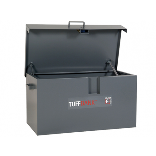 CMW Ltd  | Armorgard TB1 Tuffbank Van / Site Storage Box 980 x 540 x 475 mm
