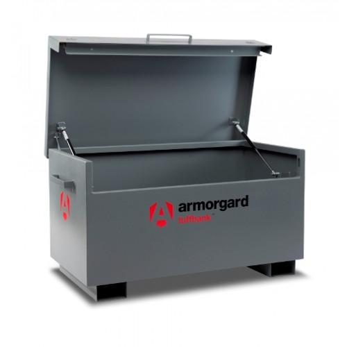 CMW Ltd    Armorgard TB2 Tuffbank Van / Site Storage Box 1275 x 665 x 660 mm