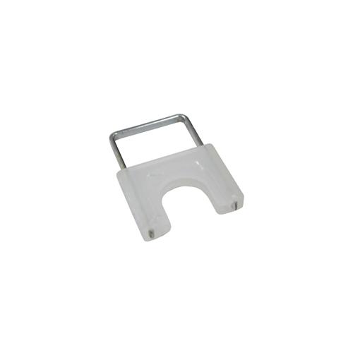 Arrow A591168 | Arrow T59 Insulated Staples 6 x 6mm Clear x 300