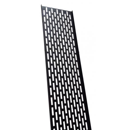 CMW Ltd    22U Black Cable Tray 150mm Wide