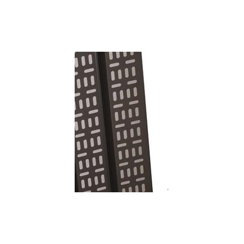 47U Cable Tray 150mm Wide Black-Matrix (Each)
