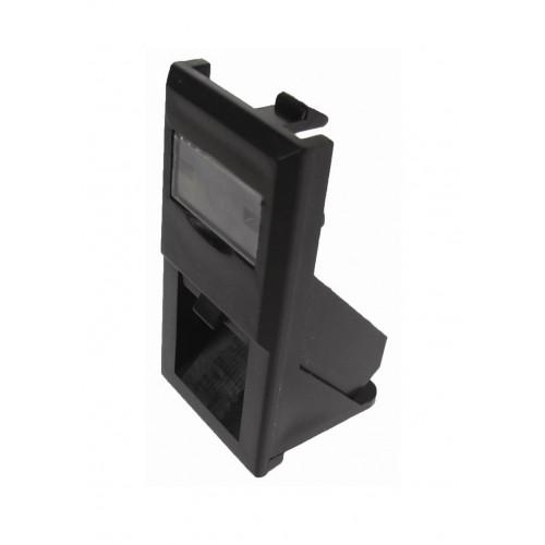CMW Ltd  | CR Black 50 x 25mm Angled Shutter