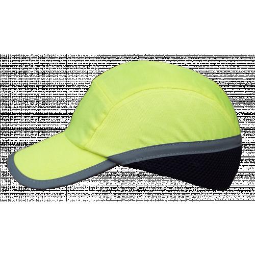 CMW Ltd    Yellow Hi-Vis Bump Cap
