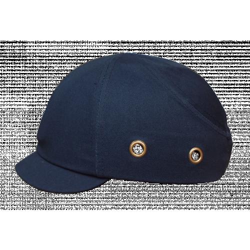 CMW Ltd    Navy Short Peak Bump Cap