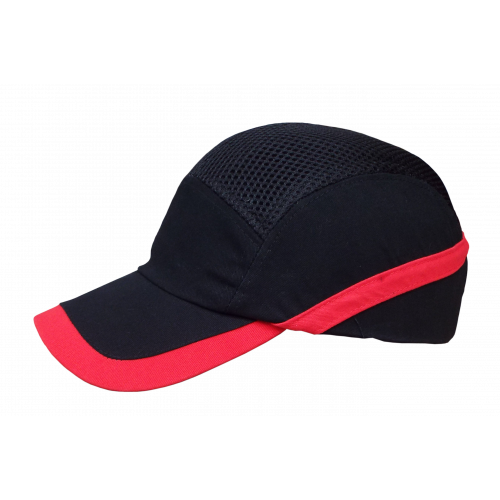 Black Vent Cool Bump Cap (Each)