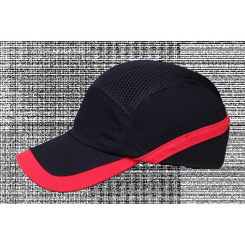 CMW Ltd    Black Vent Cool Bump Cap