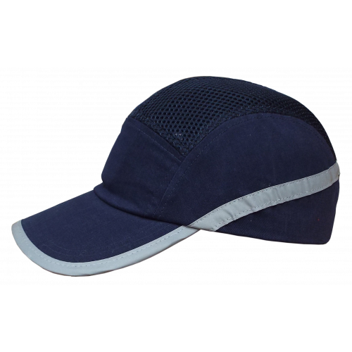 Navy Vent Cool Bump Cap (Each)