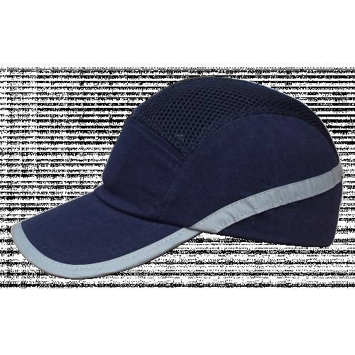 CMW Ltd    Navy Vent Cool Bump Cap