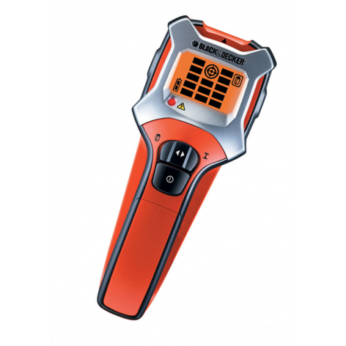 Black + Decker Automatic 3 in 1 Stud Metal & Live Wire Detector (Each)
