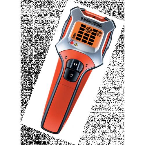 CMW Ltd    Black + Decker Automatic 3 in 1 Stud Metal & Live Wire Detector