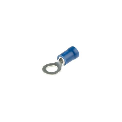 CMW Ltd  | 5.3mm Blue Pre-Insulated Crimp ring Terminal (Bag / 100)