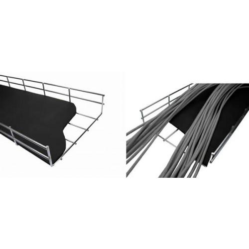 CMW Ltd Algar   Class O Basket Matting 100mm wide x 6mm deep 30mtr reel (30m Roll)