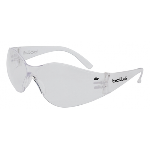 Bolle Safety BANCI | Bolle Bandido Banci Clear Safety Glasses