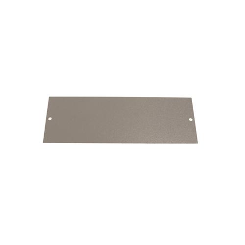 TASS ST0283 | Single & Three Compartment Blank Light Grey 185 x189mm