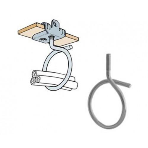 Walraven Britclips  EM59030600   Britclips Support M6 Metal Bridle Ring (Box/50)