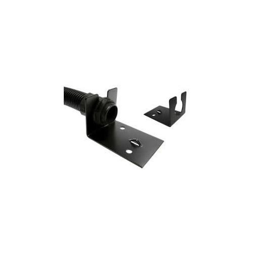 CMW Ltd  | Black Anchor Bracket 20mm Flexible Conduit for POD/GOP Box
