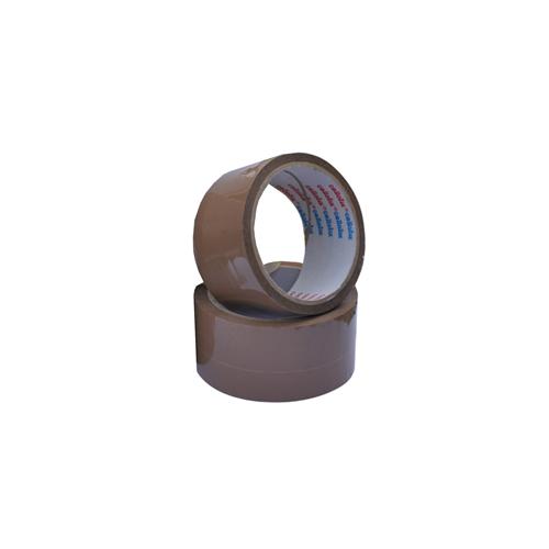 CMW Ltd C4110   Low Noise 48mm Vinyl Brown Packing Tape (66m roll) (C4110)