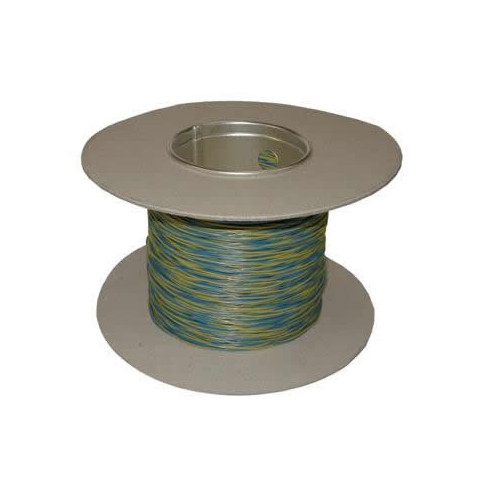 Blue /Yellow 0.5mm CW1109 Jumper Wire 200m Reel (200m Reel)