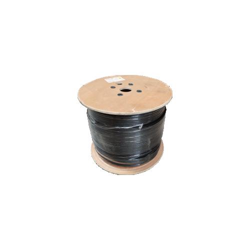 Matrix Cat5e SWA Black Cable (p/mtr)