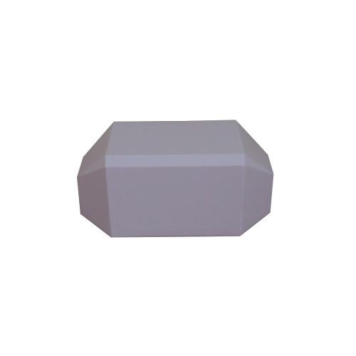 Univolt CAE50/170   Univolt Starline 3 Compartment Chamfered External Angle