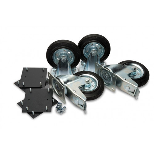 """CMW Ltd    6"""" Castors Set for ARMOX3 and ARMTB2 only"""