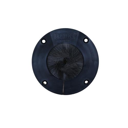 Sealeze  CoolBalance® Small Split Holder Retro Fit Circle Seal Brush Grommet 120mm Hole Diameter