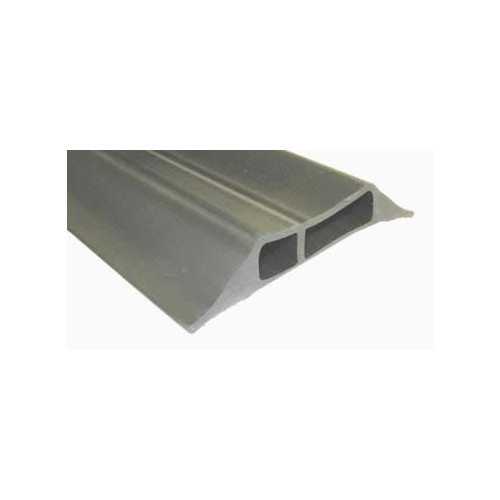 Osmor 02NETGY0030 | Grey  Cable Cover  Hole Size: 32 & 16 x 12mm (3m lgth)