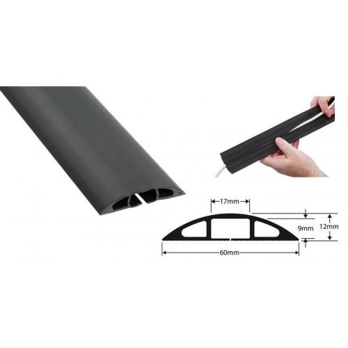 D-Line CC-1/9M | Floor Cable Protector ( 9m long ) (9m lgth)