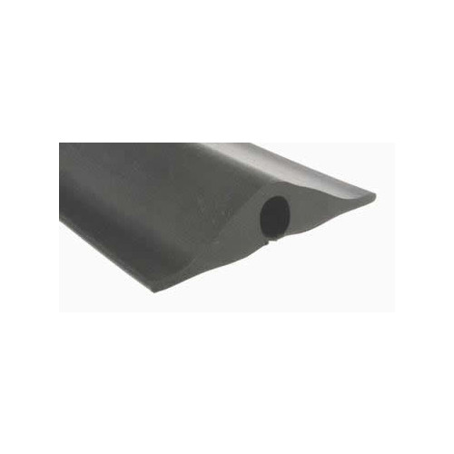 Grey   Cable Cover  Hole Size: 7.5mm (3m lgth)