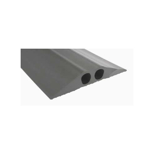 Grey    Cable Cover  Hole Size: 11mm (3m lgth)