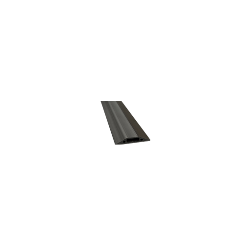 D-Line FC83B   1.8m Black Cable Cover Cavity 30 x 10mm (1.8m lgth)